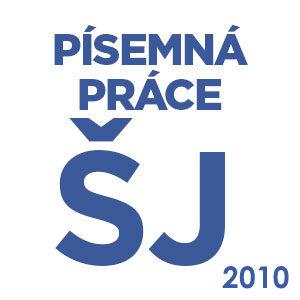 pisemna-prace-2010-spanelstina